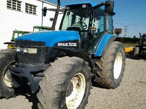 Comprar on-line Tractores New Holland tm135 em Segunda Mão