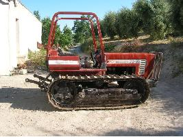 Tractores de cadenas Fiatagri 70-65 FAT