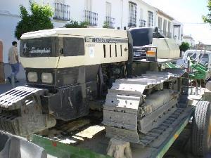 Venda de Tratores de esteiras Lombardini c674-70 usados