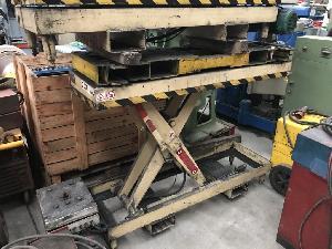 Comprar on-line Outros EYHER mesa hidraulica 2000kg em Segunda Mão