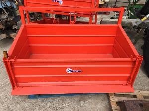 Ofertas Caixas de transporte Ausama cajón de carga cxba 1750 s De Segunda Mão