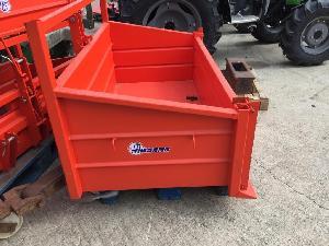Comprar on-line Caixas de transporte Ausama cajon de carga cxba 2000 s em Segunda Mão