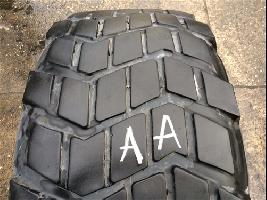 Neumáticos Agrícolas 525/65R20.5 Michelin XS 173F (20,5R20,5) TL USED AA  MICHELIN
