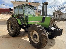 Tractores agrícolas DEUTZ FAHR DX 6.30 Deutz-Fahr