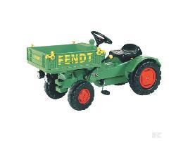 Pedales Tractor clasico infantil FENDT de pedales Fendt