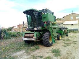 Cosechadoras de cereales 1177 HYDRO  John Deere
