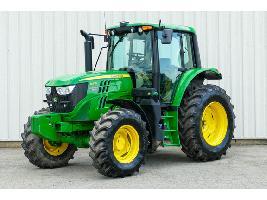 Tractores agrícolas John Deere 6120M John Deere