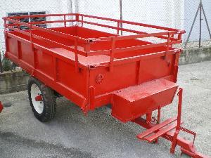 Venda de Reboque Agrícolas Lander remolque minitractor usados