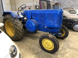 Comprar on-line Tractor antigo Lanz ulldog 38 em Segunda Mão