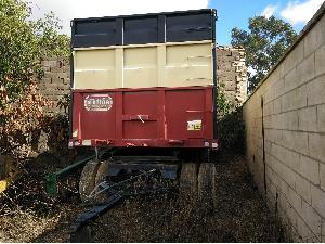 Comprar on-line Reboque Agrícolas Matiba remolque em Segunda Mão