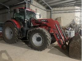 Tractores agrícolas Tractor agricola X7.670 vt drive McCormick