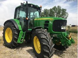 Tractores agrícolas 6930 John Deere