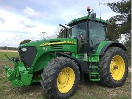 Tractores agrícolas 7720 John Deere