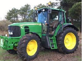 Tractores agrícolas 6630 Premium John Deere