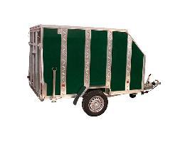 Porta-motos y Quad Hibema