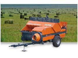 > 1600 S - Pick-up 130 cm. - 300 P/h • Para tractores desde 25 HP y T.F. a 540 rpm. Gallignani