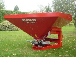 > RT - Centrífugas 1 Disco - Capacidad 800 / 1000 litros - Apertura manual Cosmo