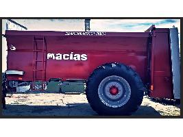 ESPARCIDORES CONICOS 1 EJE Macías