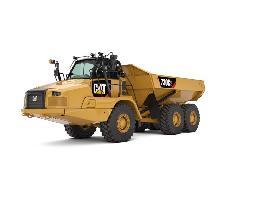 DÚMPER ARTICULADO 730C2 CAT