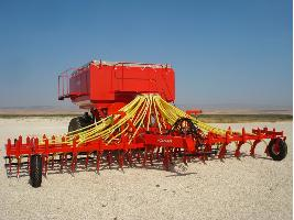 Sembradoras neumáticas de Siembra Directa de Reja para cereales Larrosa