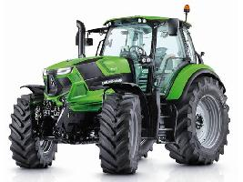 Nueva Serie 6 Agrotron Deutz-Fahr