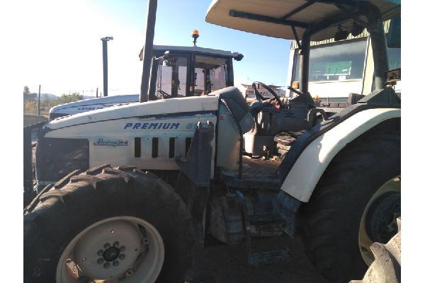 Tractores agrícolas lamborghini 850 premium