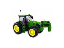 TRACTOR JOHN DEERE 6190R RADIO CONTROL - Miniatura 1:16 - BIG FARM 42838 Britains