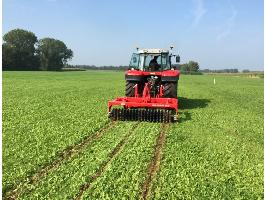 GRASS-TILLER para pastizales perennes HE-VA
