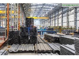Perfiles para la fabricación de remolques Valdes Transformados