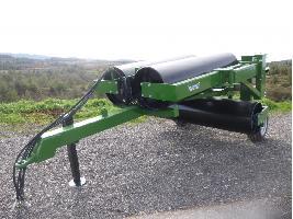Rodillo horizontal modelo Ecoprac Gaher Metalic