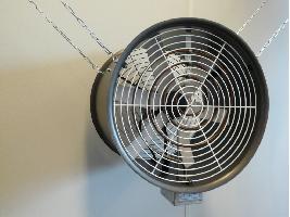 Calefacción eléctrica Mooij Agro