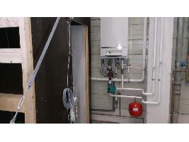 Calefacción central Mooij Agro
