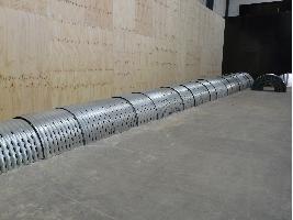 Túneles metálicos semicirculares Mooij Agro