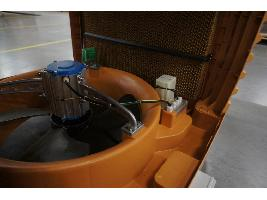 Stand-alone Humidifier Mooij Agro