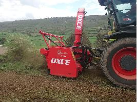 Trituradora de biomasa H600 Ahwi