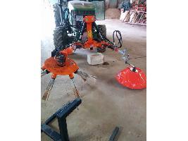 Rastrillos 4P Viñedo Maquinaria agricola fernandez