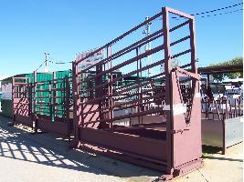 Manga saneamiento y embarcadero Carpintería ganadera EL CANO S.L