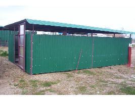 Refugio 6x4 Carpintería ganadera EL CANO S.L