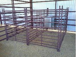 Parideras oveja  Carpintería ganadera EL CANO S.L