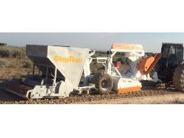 Niveladora pàra la estabilización de suelos Chaptools