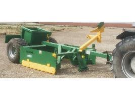 Refinadora de caminos y campos para tractores pequeños Chaptools