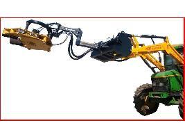 Vibradores de Tractor Moresil