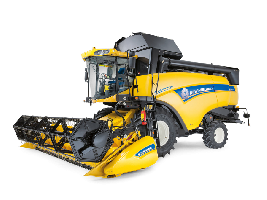 CX5 & CX6 - TIER 4 New Holland
