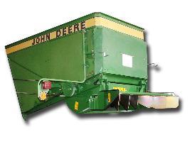 Picadores de paja JOHN DEERE Picursa