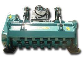 Trituradora forestal de martillo oscilante Rotor 350 Picursa