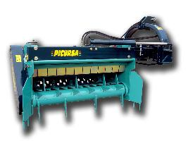 Trituradora viña desplazable Picursa