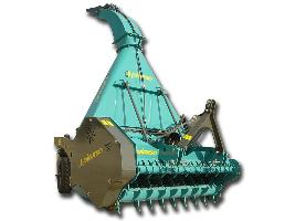 Trituradora de Olivo Biomasa a Remolque Picursa