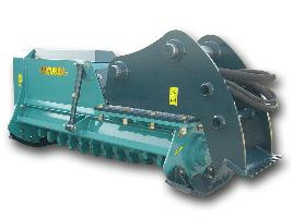Trituradora de brazo retro Martillo Fijo 190 Picursa