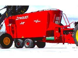 Solomix 3 - 3600 a 4600 VLX B TR Trioliet