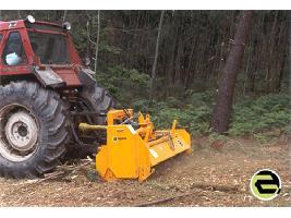 Trituradora forestal Agarín